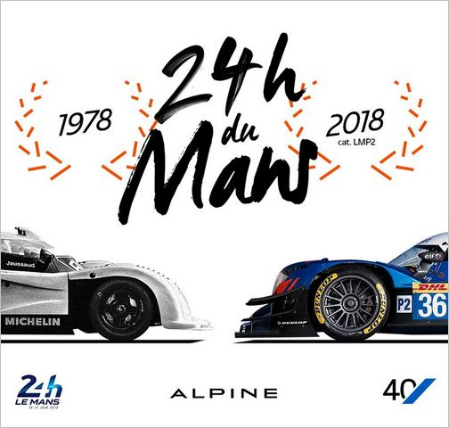 40 years later, Alpine claims a new 24h Le Mans victory!