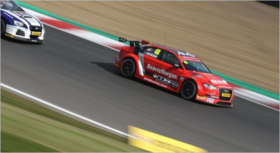 Points and pace for AmD with Cobra Exhausts in BTCC finale