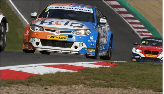Tough end to fine season for AmD with AutoAid/RCIB Insurance Racing at Brands Hatch