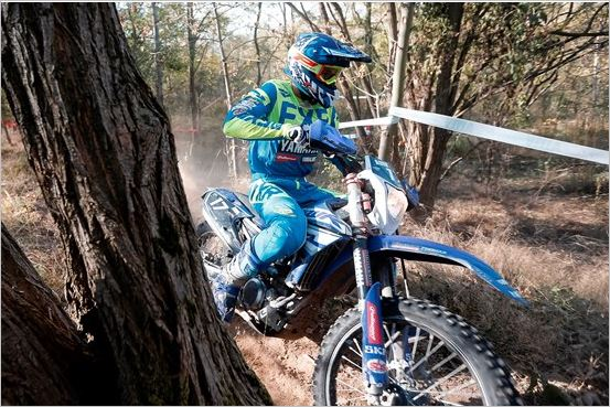 Johansson Yamaha Official Junior Enduro Team Round Out 2018 With Victory In Germany