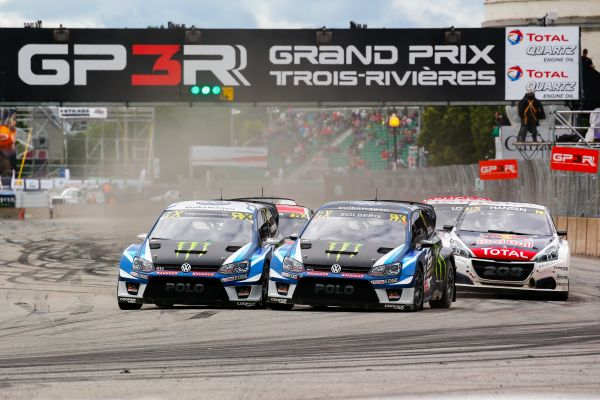 World's leading Rallycross stars heads to Canadian street circuit at Trois Rivières