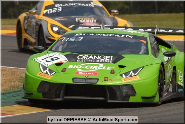 The GRT Grasser Racing Team: Total 24h of Spa, Update 2-3