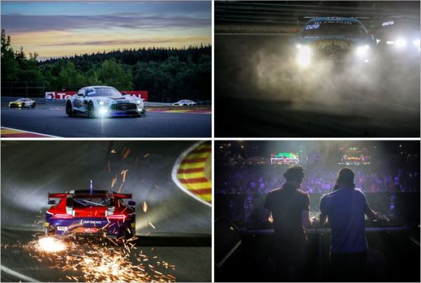 Leading driver quotes after 24h Spa race 2018