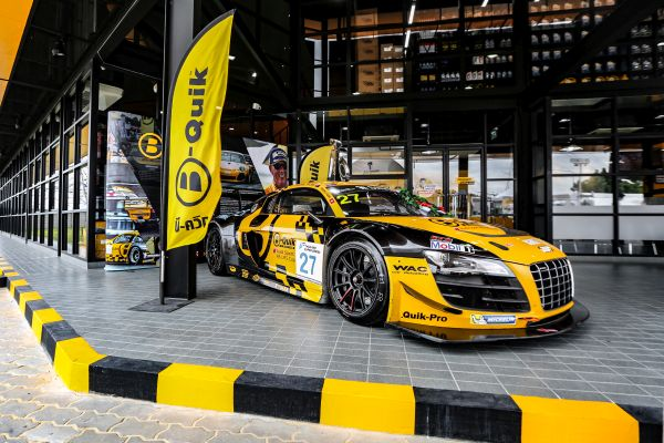 B-Quik Racing to support opening of new B-Quik Centre at Mega Bangna