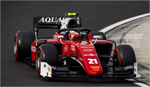 Medium and supersoft tyres for F2, soft for GP3 at Pirelli's home track