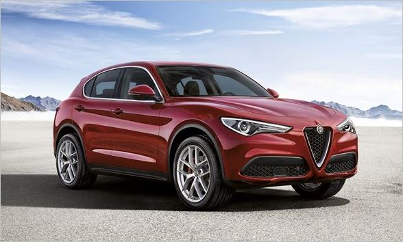 Alfa Romeo Stelvio earns 5-star Euro NCAP rating
