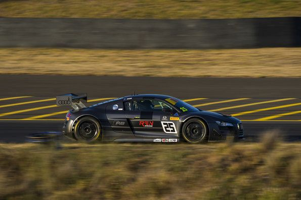 Audi R8 LMS ultra with 2 victories in Australia