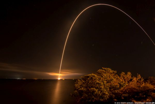 Photos ULA Successfully Launches NASA's Parker Solar Probe Spacecraft on spacenews.lu