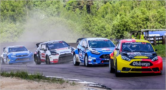 RallyX Nordic agrees multi-year title sponsorship deal with Cooper Tires