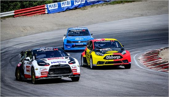 Title battle finely poised as RallyX Nordic returns to action in Denmark