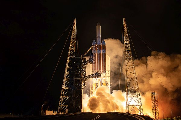 ULA Successfully Launches NASA's Parker Solar Probe Spacecraft on spacenews.lu