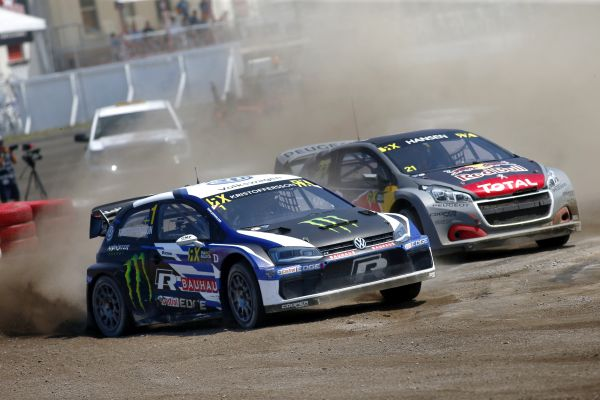 Kristoffersson Storms To Canadian Wrx Victory