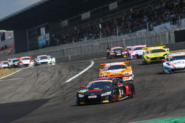 Victory for Audi duo of Salaquarda and Stippler in Sunday's race at the Nürburgring