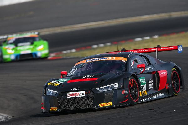 Stunning win for ISR Racing at Nürburgring in the ADAC GT Masters