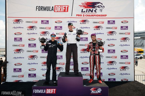 Formula Drift Texas results and standings