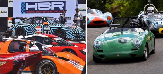 2019 Historic Sportscar Racing Schedule Features Two New Events