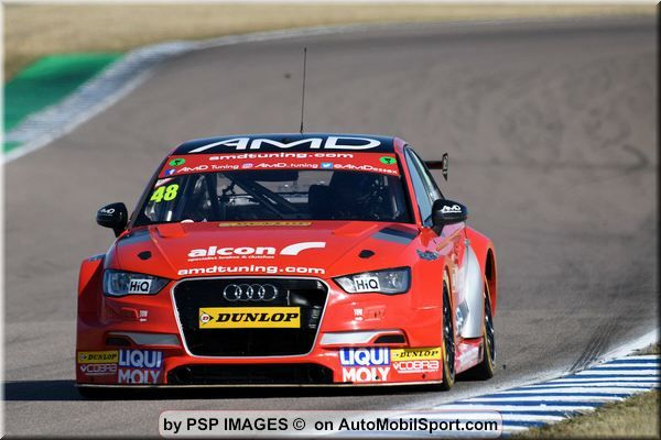 AmD with Cobra Exhausts targets points scoring finish at Brands Hatch
