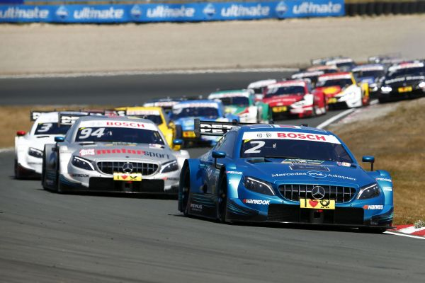DTM teams and constructors championship standings ahead of Brands Hatch