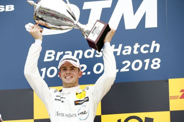 Mercedes-AMG scores a 1-2 at Brands Hatch
