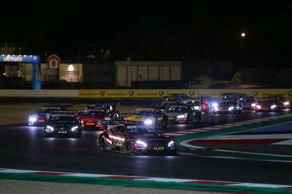 Misano DTM Night race 2 classification