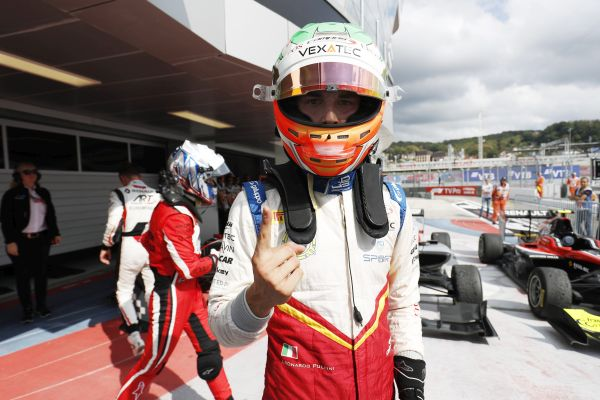 Pulcini clinches victory in GP3 Sochi Race 1 thriller