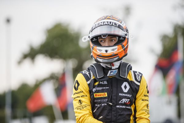 Markelov and Aitken ready for penultimate Formula 2 round in Russia