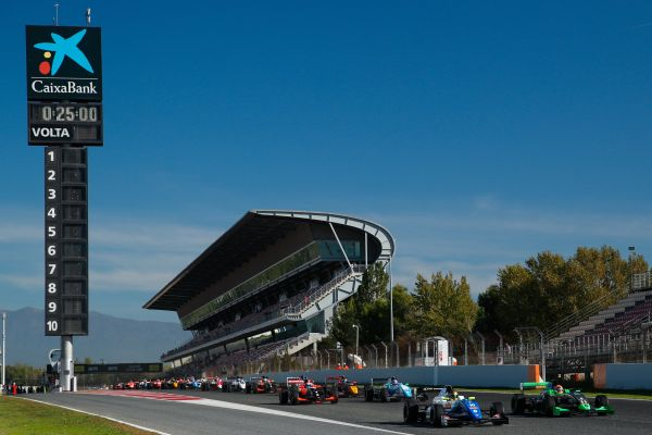 Formula Renault Eurocup - Title decider in Barcelona