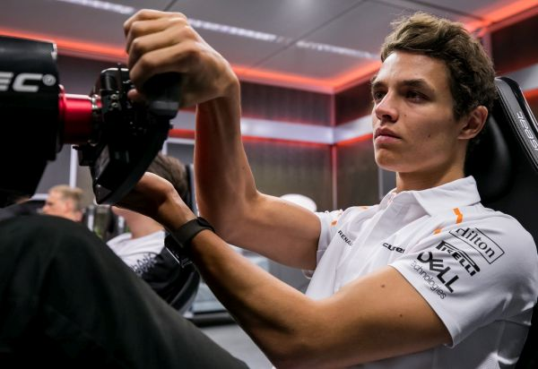 Lando Norris on his big F1 break and why Atyaf e-Racing is a game-changer for motorsport in the GCC