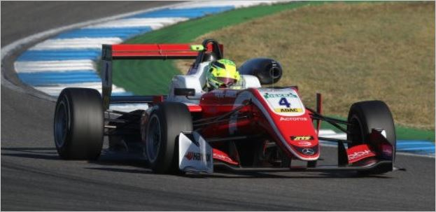 Mick Schumacher has done it! - New FIA Formula 3 European Champion crowned