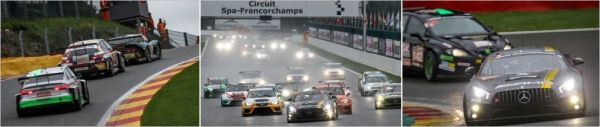 Showdown at Spa as European season ends with Hankook 12H SPA