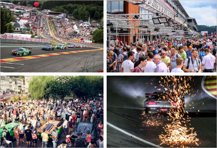 Tickets now on sale for 2019 Total 24 Hours of Spa