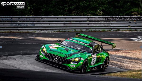BLACK FALCON with great line-up for VLN season finale