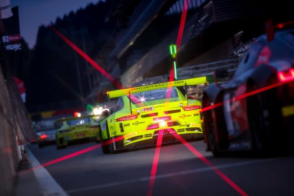 Porsche customer teams contest endurance highlight Suzuka 10 Hours