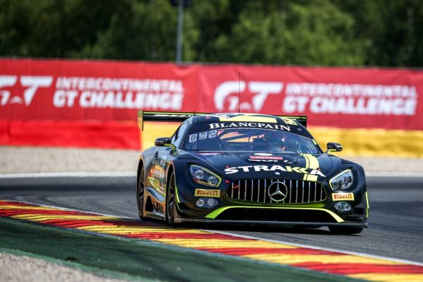 Third Strakka Mercedes-AMG joins Suzuka 10 Hours entry