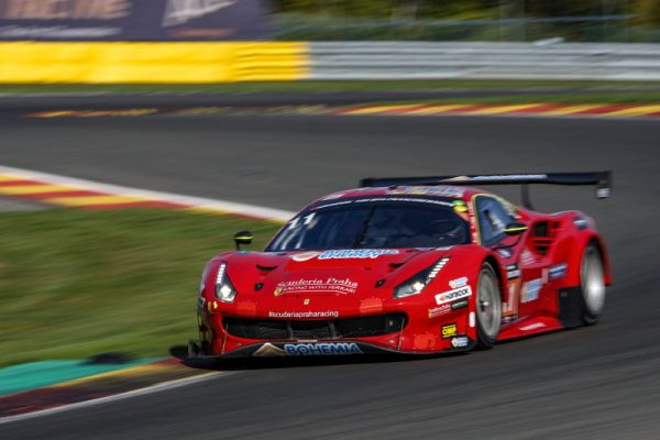 Scuderia Praha seals 12h Spa victory, PROsport Performance takes the title
