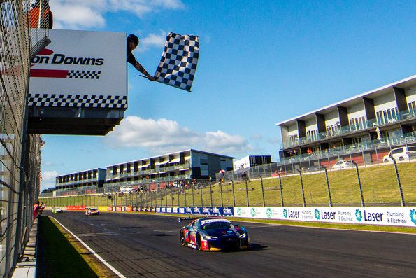 Fourth title in Australia for Audi Sport
