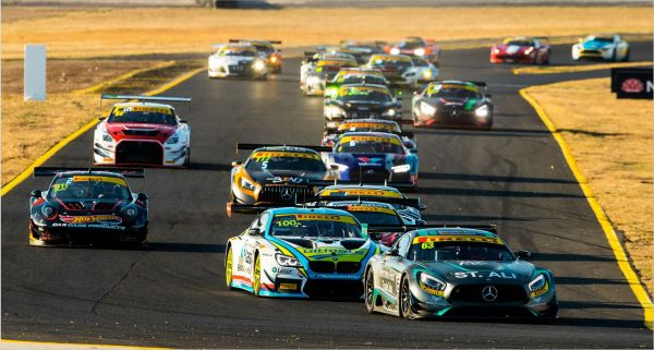 Australian GT Sydney races 2 and 3 results - overall standings