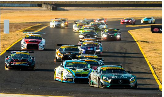 Inch-perfect Liam Talbot wins Sydney Motorsport Park thriller