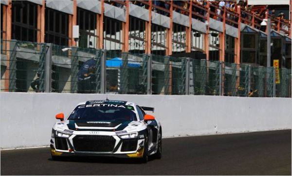 Phoenix Racing and CMR victorious at Spa Francorchamps