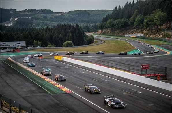 Lamborghini Super Trofeo Europe - double win for Bonaldi Motorsport team at Spa