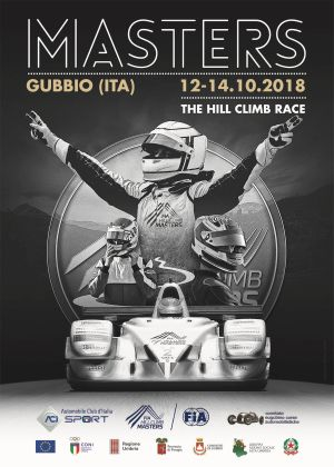 Teaser for the FIA Hill Climb Masters in Gubbio, Italy