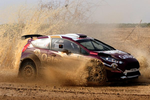 Kuwait International Rally - list of starters, MERC standings