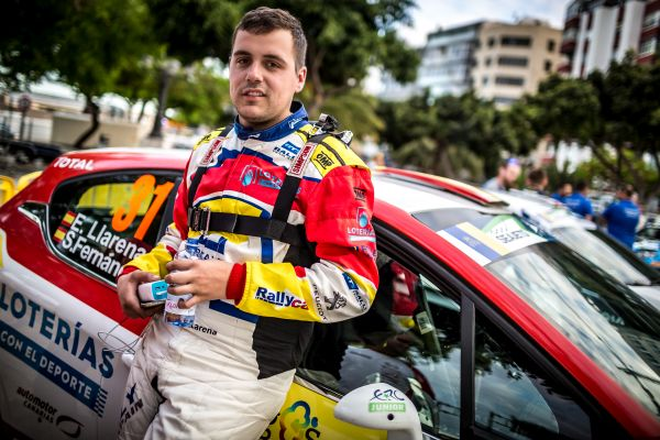 FIA ERC Junior U27 pre Barum Rally quotes