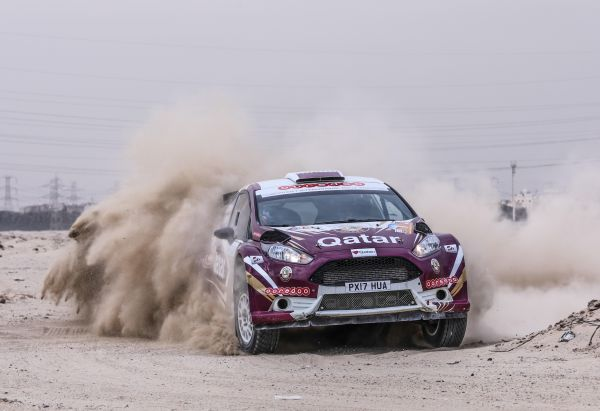 Kuwait International Rally final result and overall MERC standings
