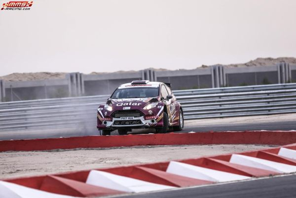 Al-Attiyah romps into Kuwait Rally lead after opening stage win at Kuwait Motor Town