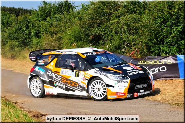 World Rally Car chance for ERC Junior Champion Marijan Griebel