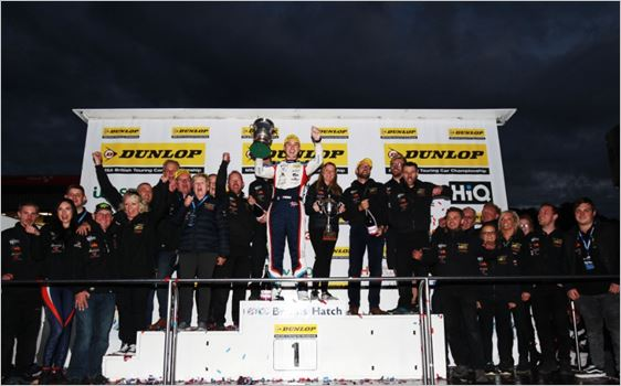 Ingram and Speedworks retain Independent crowns in nail-biting BTCC finale