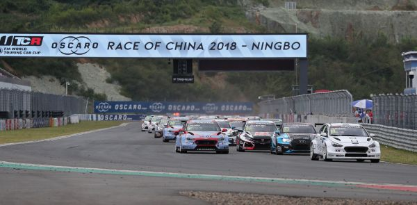 WTCR @ Ningbo  - MRacing-YMR takes all in China