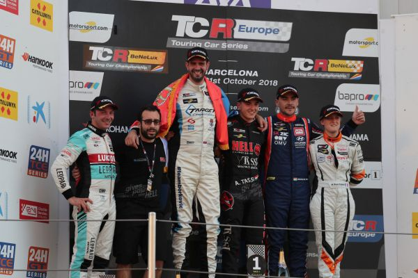 Driver quotes after TCR Europe Barcelona race 1