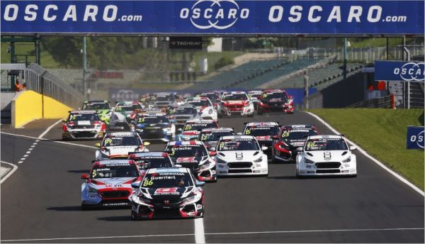 All Ningbo WTCR races streamed live by QIE's one million active daily users in Chine